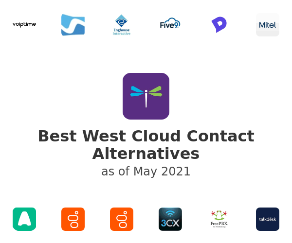Best West Cloud Contact Alternatives