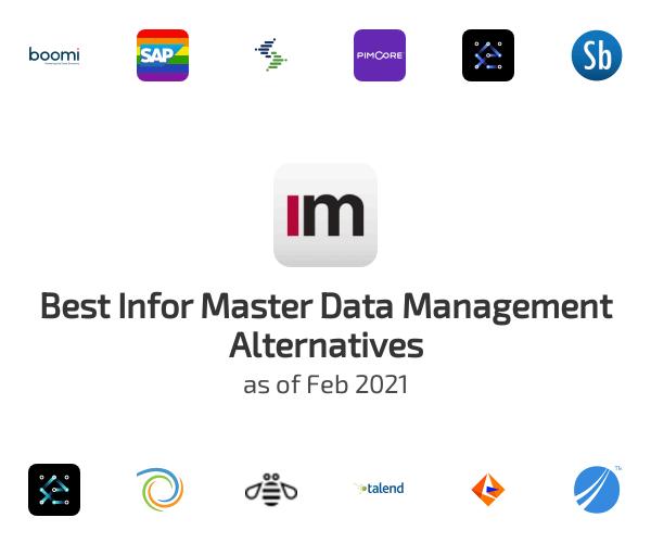 Best Infor Master Data Management Alternatives