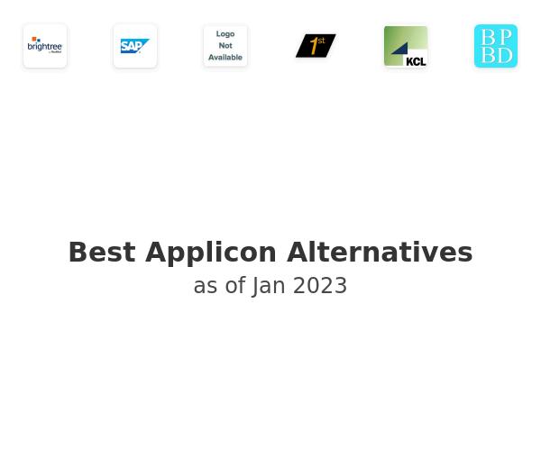 Best Applicon Alternatives