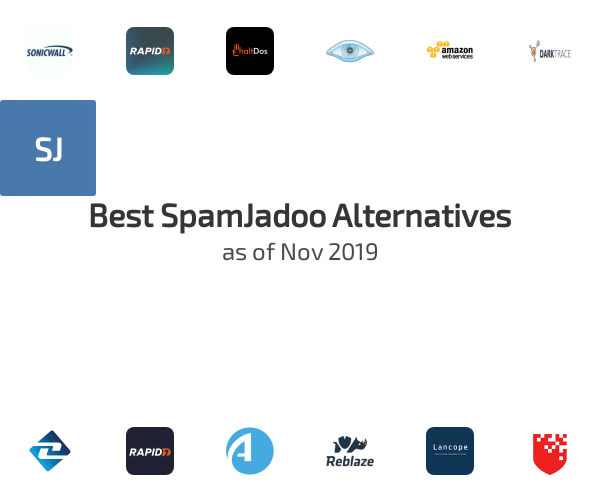 Best SpamJadoo Alternatives