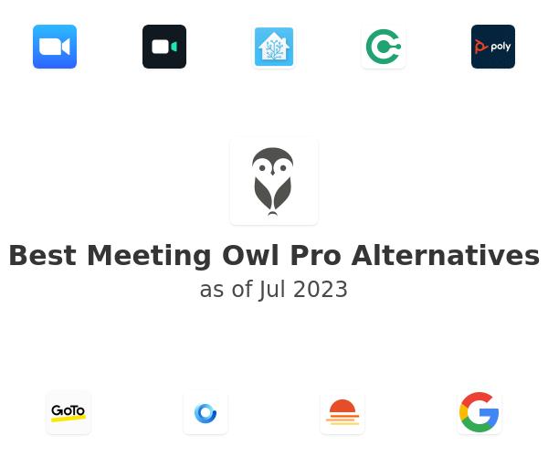 Best Meeting Owl Pro Alternatives