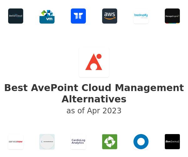 Best AvePoint Cloud Management Alternatives