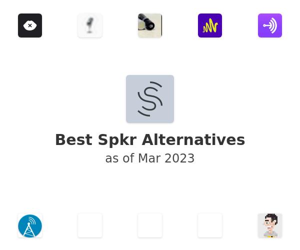 Best Spkr Alternatives