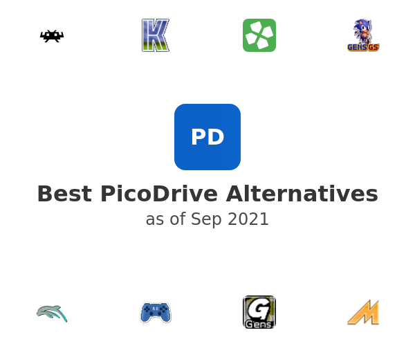 Best PicoDrive Alternatives