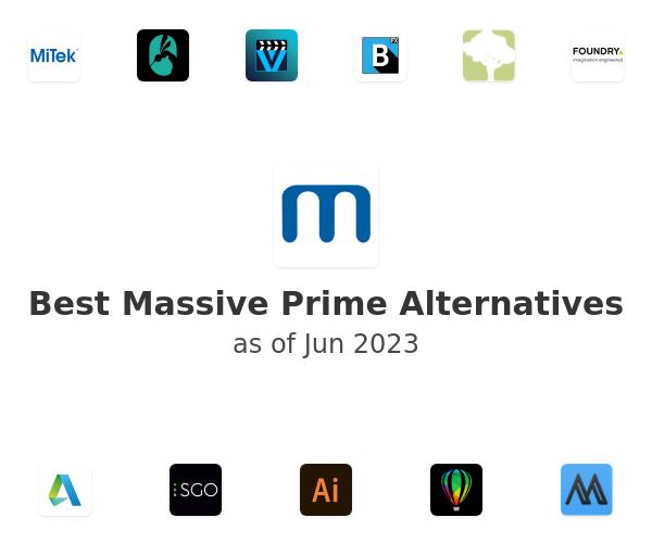 Best Massive Prime Alternatives