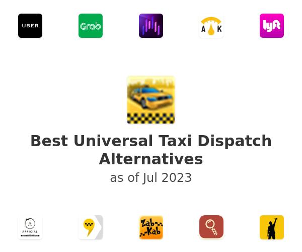 Best Universal Taxi Dispatch Alternatives