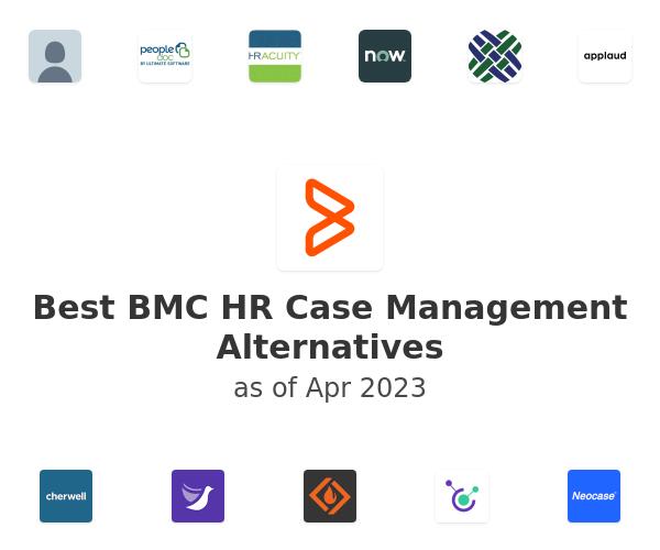 Best BMC HR Case Management Alternatives
