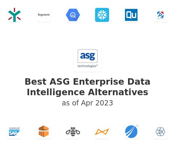 Best ASG Enterprise Data Intelligence Alternatives