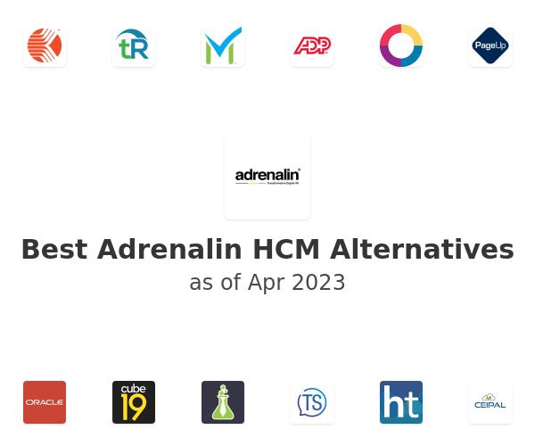Best Adrenalin HCM Alternatives