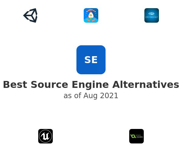 Best Source Engine Alternatives