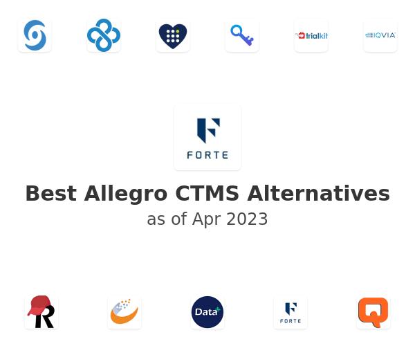 Best Allegro CTMS Alternatives