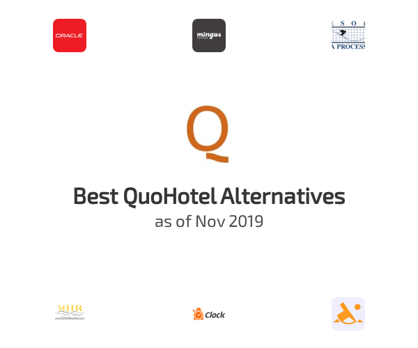 Best QuoHotel Alternatives