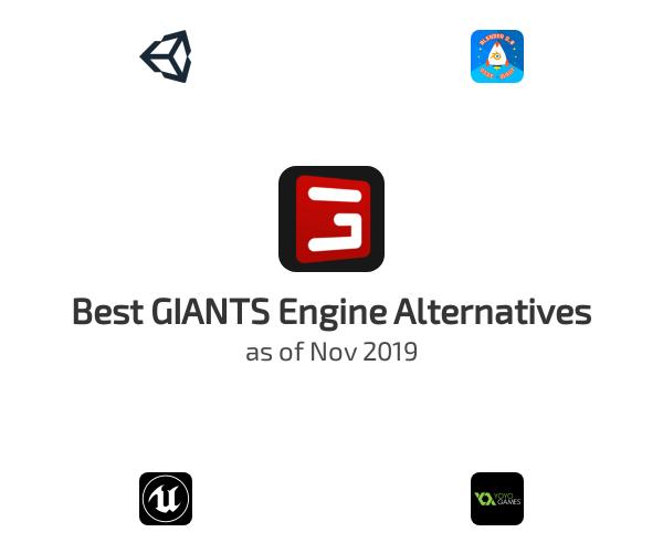 Best GIANTS Engine Alternatives