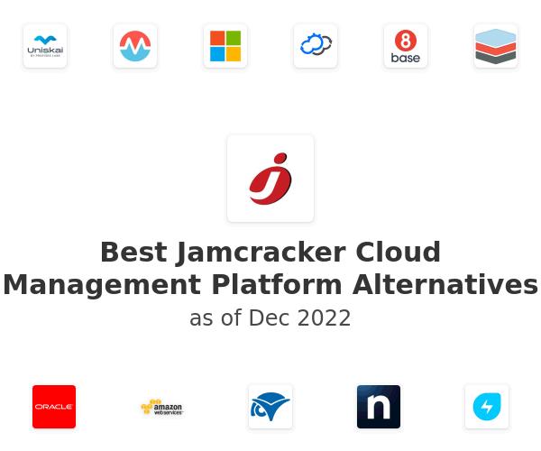 Best Jamcracker Cloud Management Platform Alternatives
