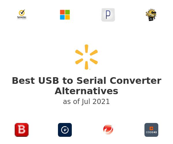 Best USB to Serial Converter Alternatives