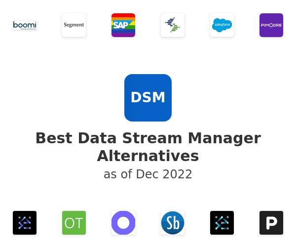 Best Data Stream Manager Alternatives