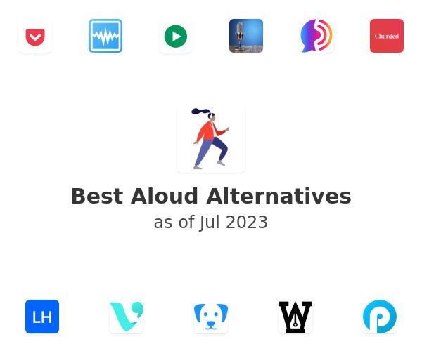 Best Aloud Alternatives