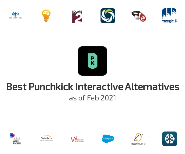 Best Punchkick Interactive Alternatives