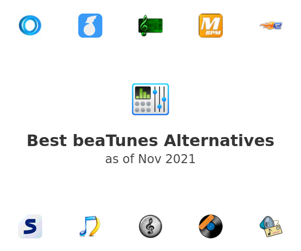 Best beaTunes Alternatives
