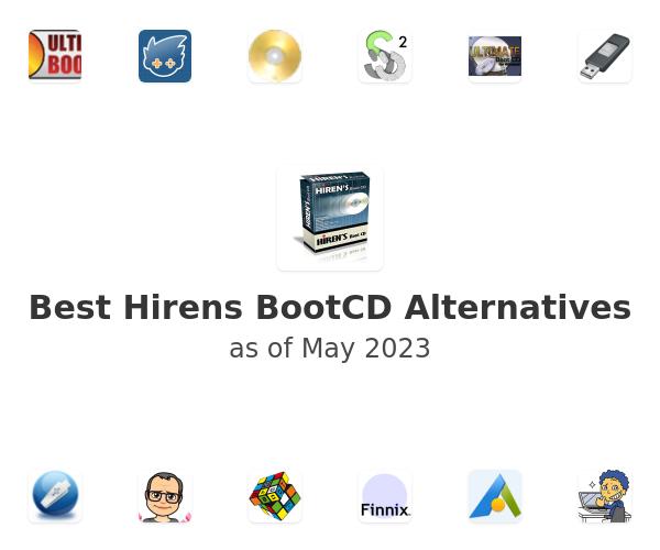 Best Hirens BootCD Alternatives