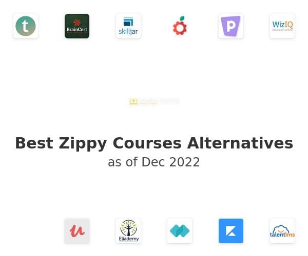 Best Zippy Courses Alternatives