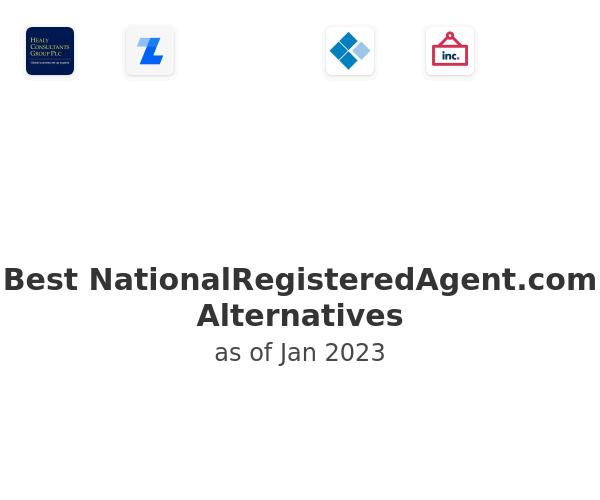 Best NationalRegisteredAgent.com Alternatives