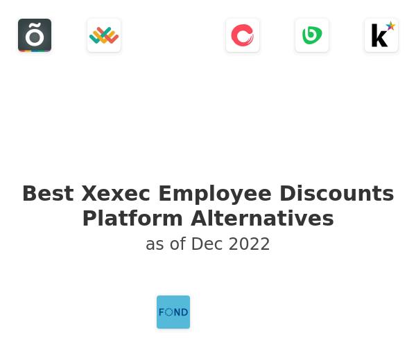 Best Xexec Employee Discounts Platform Alternatives