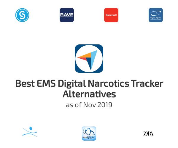 Best EMS Digital Narcotics Tracker Alternatives