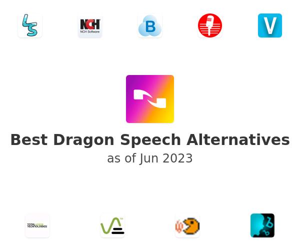 Best Dragon Speech Alternatives