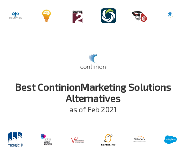 Best ContinionMarketing Solutions Alternatives