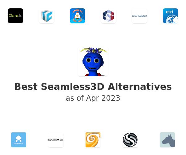 Best Seamless3D Alternatives