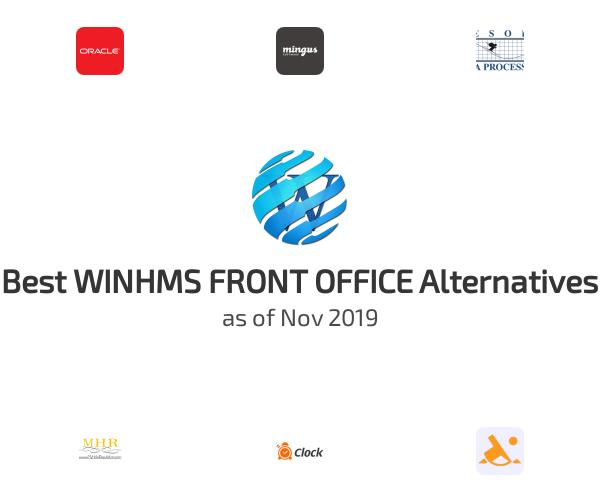 Best WINHMS FRONT OFFICE Alternatives
