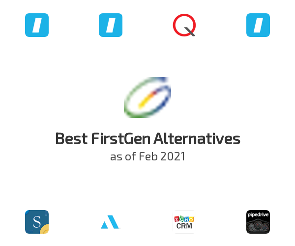 Best FirstGen Alternatives