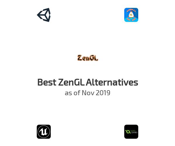 Best ZenGL Alternatives
