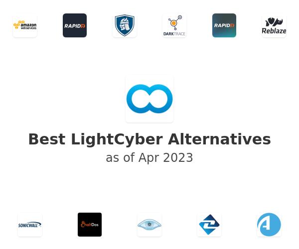 Best LightCyber Alternatives