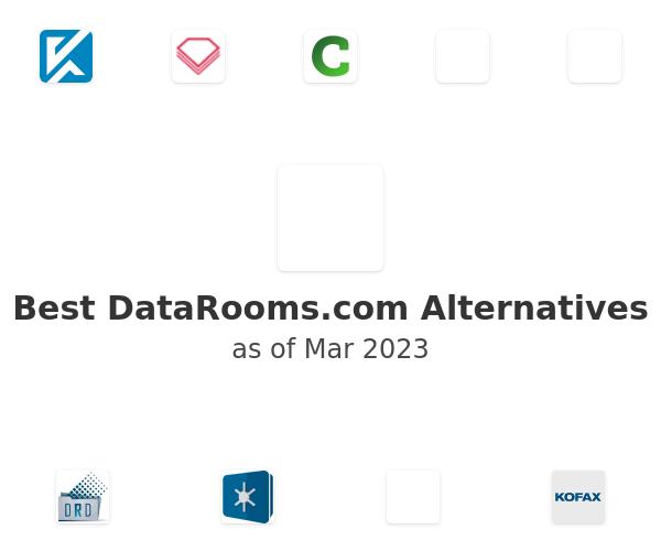 Best DataRooms.com Alternatives