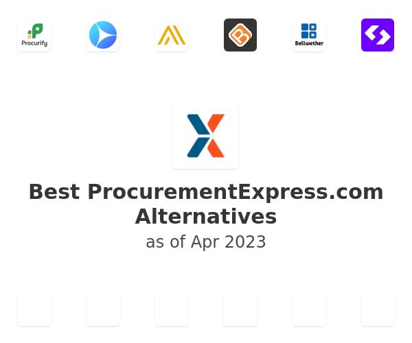 Best ProcurementExpress.com Alternatives