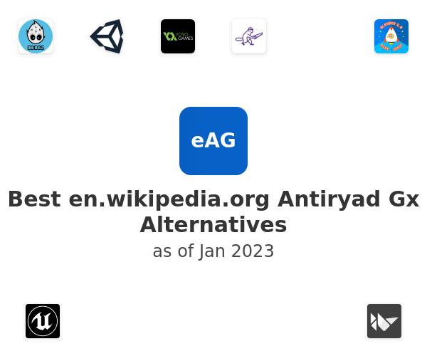 Best Antiryad Gx Alternatives