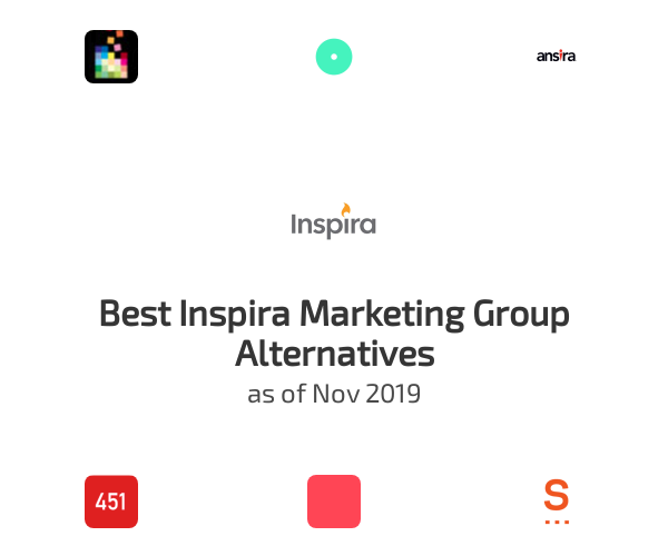 Best Inspira Marketing Group Alternatives