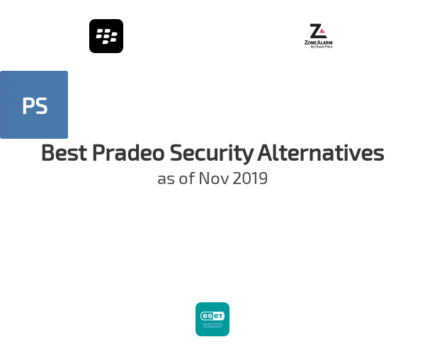Best Pradeo Security Alternatives