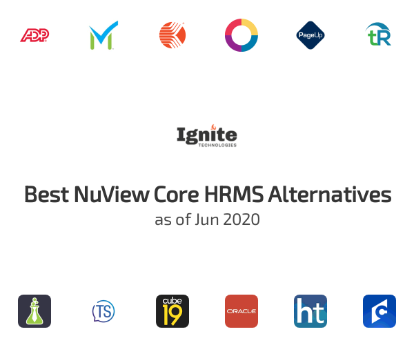 Best NuView Core HRMS Alternatives