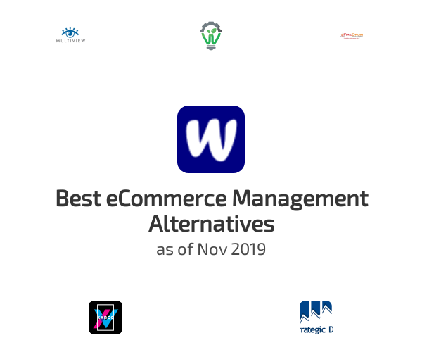 Best eCommerce Management Alternatives