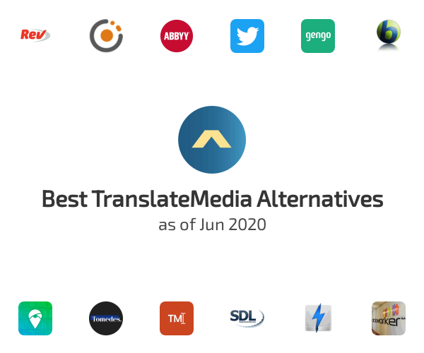 Best TranslateMedia Alternatives