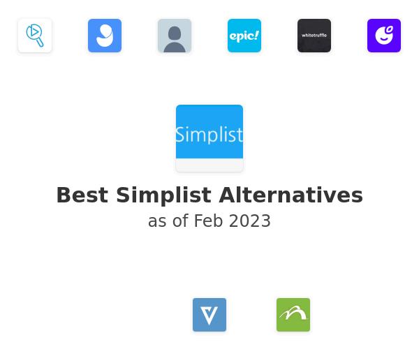 Best Simplist Alternatives