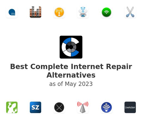 Best Complete Internet Repair Alternatives