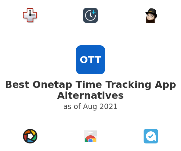 Best Onetap Time Tracking App Alternatives