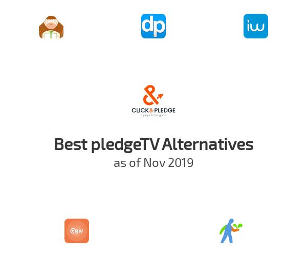 Best pledgeTV Alternatives