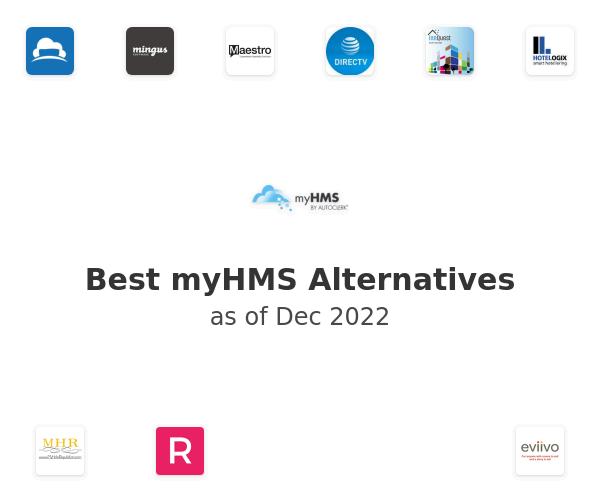 Best myHMS Alternatives