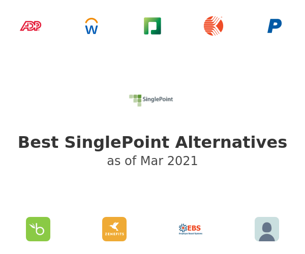 Best SinglePoint Alternatives