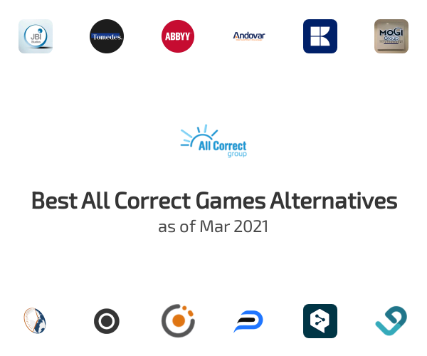 Best All Correct Games Alternatives